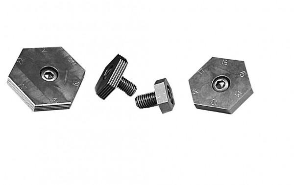 X95125 - VS-Klemme, gezahnt, 18-23mm