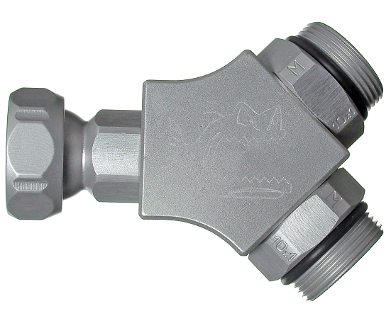 C125Y - Y-Verteilerstück