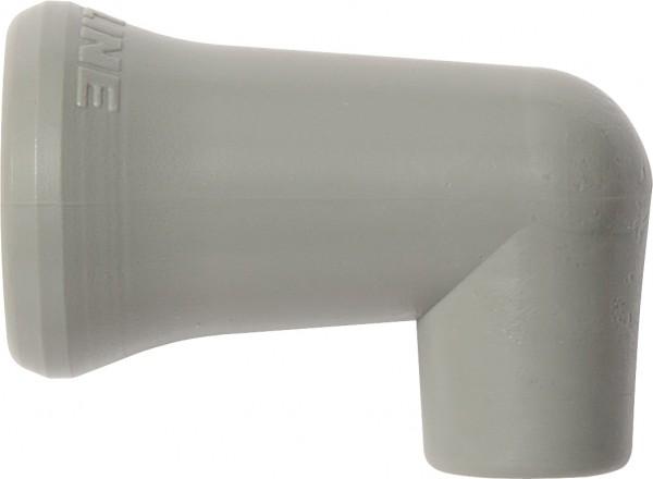 L49441G - 90° Düse Ø6mm, grau