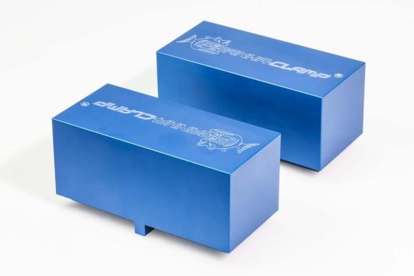 PC551021 - Aufsatzbacke aus Alu eloxiert (Gepard 300)