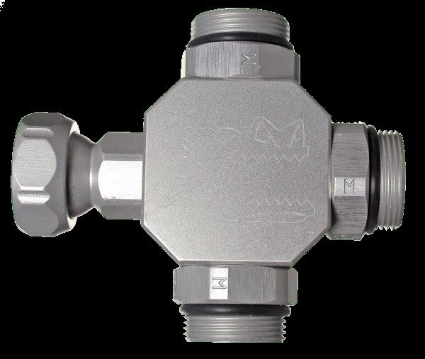C125QUATRO - Quatro-Verteilerblock