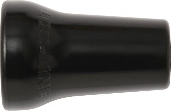L51803S - Runddüse Ø12mm, schwarz