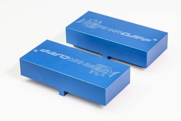 PC551020 - Aufsatzbacke aus Alu eloxiert (Gepard 300)